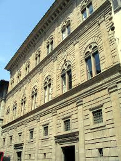 Palazzo Rucellai, Florenz