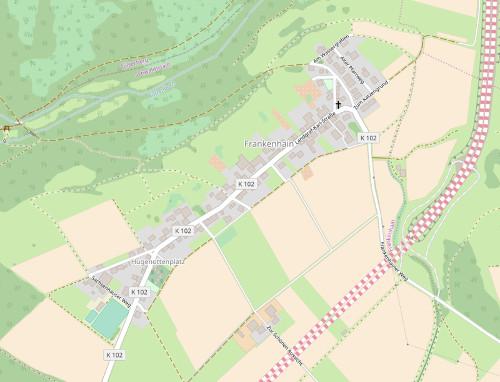 [2] Frankenhain,  Gemeinde Schwalmstadt,  Schwalm-Eder-Kreis