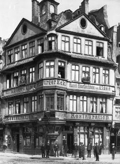 Abb.2: Wohn- und Gasthaus, Frankfurt (Main)