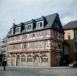 Abb.4: Haus Wertheym, 1551/1600, Frankfurt (Main)