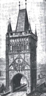 Altstädter Brückenturm, Prag