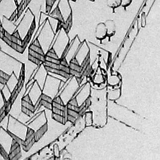 Bild [4.1]: Rekonstruktion der Altstadt (Ausschnitt)