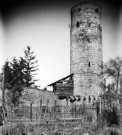 """Bild [10]: """"Diebsturm"""" in Allendorf"""