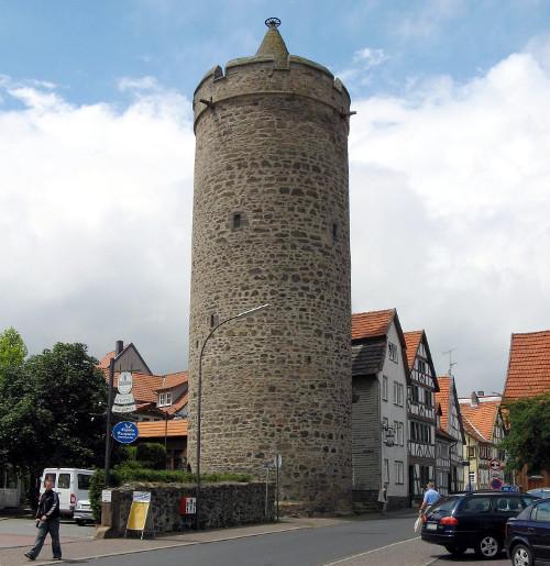 Bild [1]: Leonhardsturm in Alsfeld
