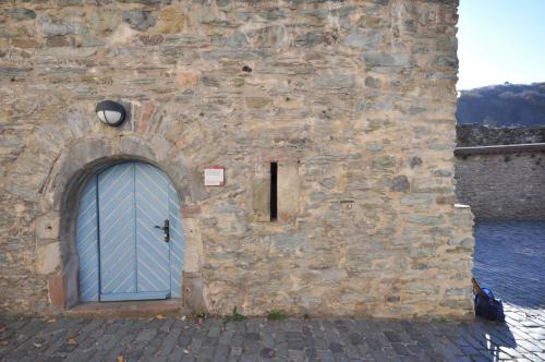 Licht- und Lüftungsschlitze Mainzer Keller