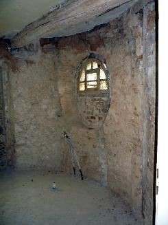 Bild [4]: Fotografie des Hauptraumes des Kapellenanbaus
