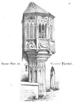 Bild [10]: Haupt-Chor des Sebalder Pfarrhofs