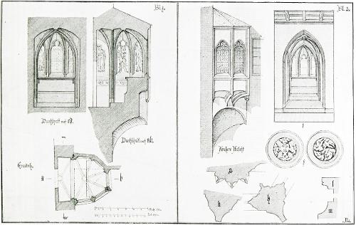 Bild [1]: Kapelle des Hauses Filzengraben 4, Köln