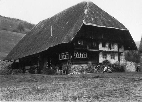 Bauernhaus, Lahr-Reichenbach (Ortenaukreis)